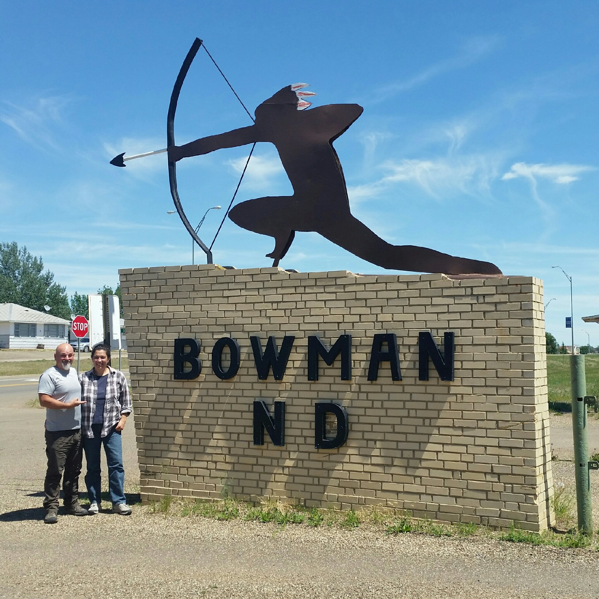 Bowman, North Dakota